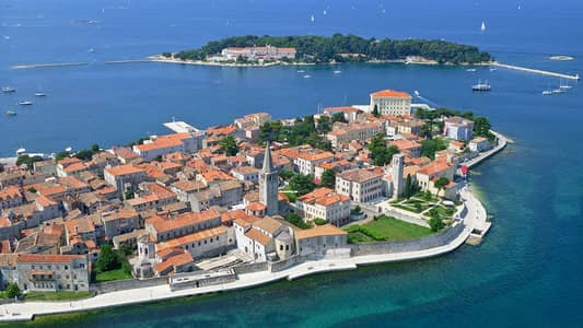 Porec - one of the most popular resorts in Croatia